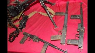 Выстрел!!! Самодельное оружие Ополченцев!!!  Shot!!! Homemade weapons of the Militia!