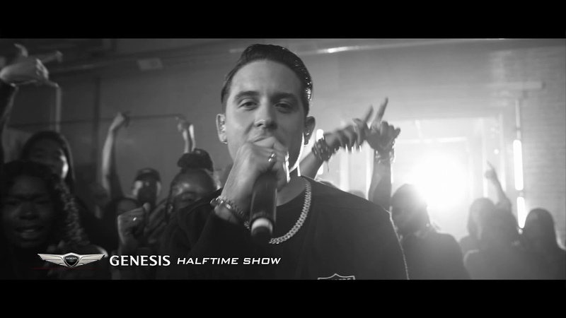 G-Eazy West Coast No Limit ESPN Monday Night Football Genesis Halftime Show 9919