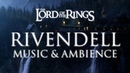 Middle Earth Rivendell - Music Ambience