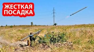 На Донбассе ополченцы из ПЗРК «приземлили» самолет со штабом военных представителей НАТО