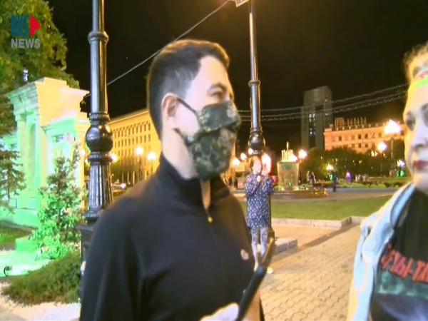 Иркутянин Нужно менять систему а не рожи в телевизоре Фургал Протесты