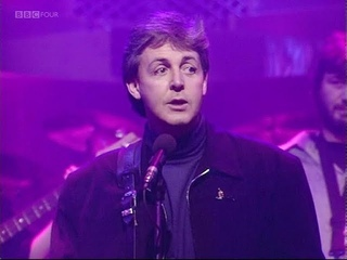 Paul McCartney - Once Upon A Long Ago 1987 (HQ Audio, Top Of The Pops)