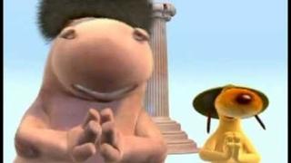 Бегемотик-2.короткометражный мультик от Pixar
