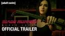 BLADE RUNNER BLACK LOTUS Official Trailer adult swim