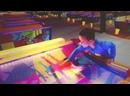 Всепогодный коммерческий аэрохоккей Wik Skate 8 футов
