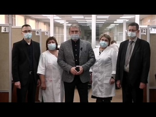 ❗Коллектив Самарской станции скорой медицинской помощи об...