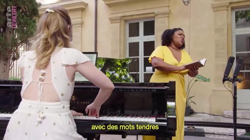 Marie Laure Garnier Recital Aix en Provence 2020