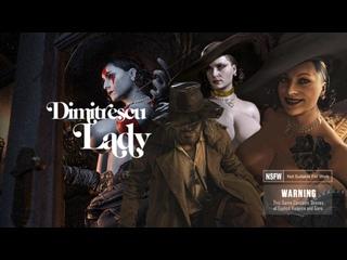 Lady DIMITRESCU she RA Topless | Kratos Nude PC Mod Showcase