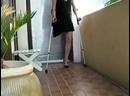 Y2mate - High heels amputee woman_360p