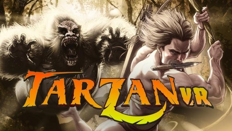 Oculus Quest Tarzan VR Зов дикой природы VR GAMECLUB Хабаровск