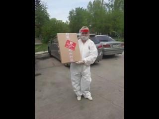 """Видео от БФ """"Солнце в ладошках"""" - г. Новосибирск"""