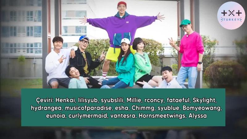 [Türkçe Altyazılı] Running Man 532. Bölüm (Yeonjun&Huening Kai)