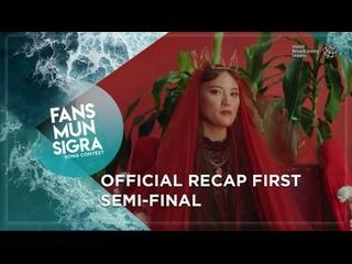 FANS MUN SIGRA SONG CONTEST, SEASON 12, Denmark, Nuuk. Semi-Final 1