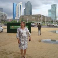 Аукенова Клара