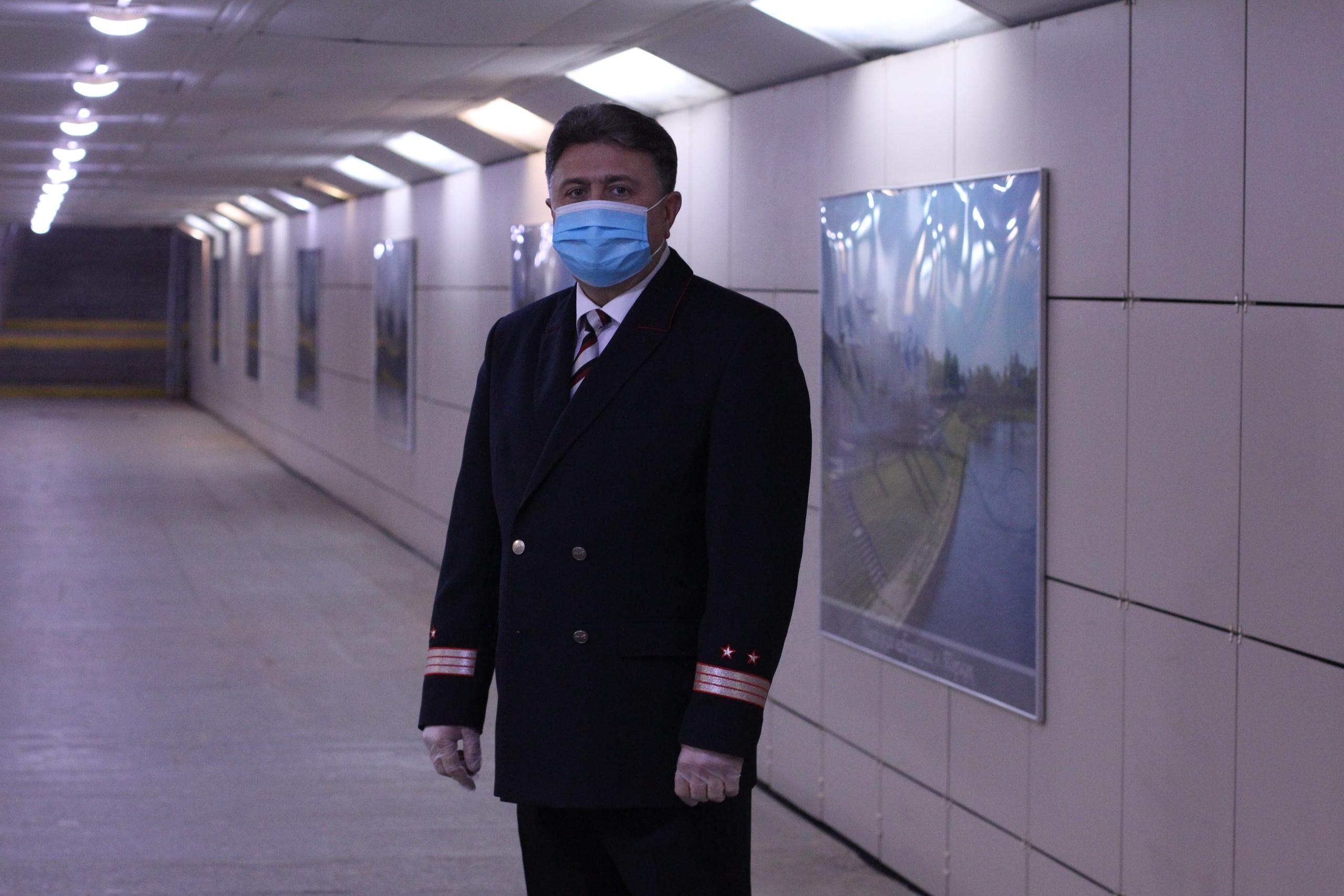 Интервью к юбилею: начальник железнодорожного вокзала рассказал о императорских комнатах и борьбе с коронавирусом