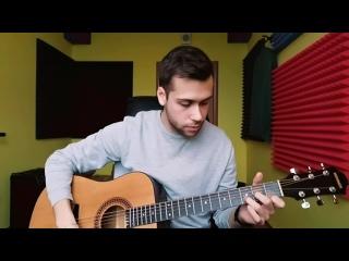 Видеоурок. Как сыграть на гитаре песню «Quest Pistols – Ты так красива»