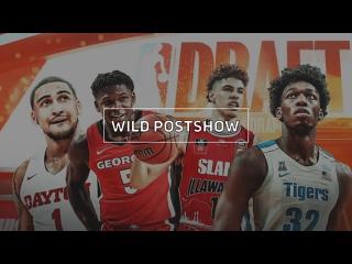 WildPOST Show #5 I Итоги драфта НБА 2020 I Гость: ZefirBasket
