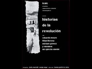 Pelcula cubana HISTORIAS DE LA REVOLUCION