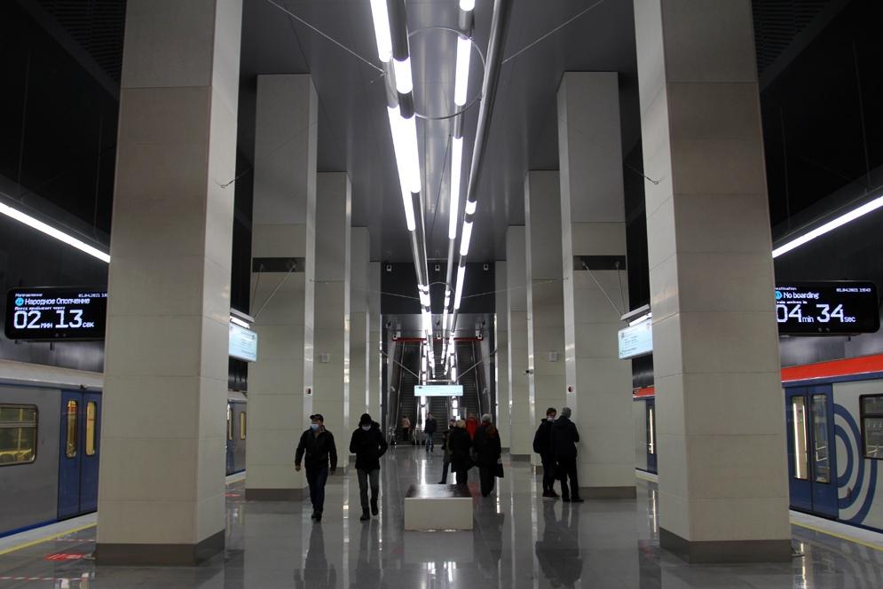 Московское метро растёт!