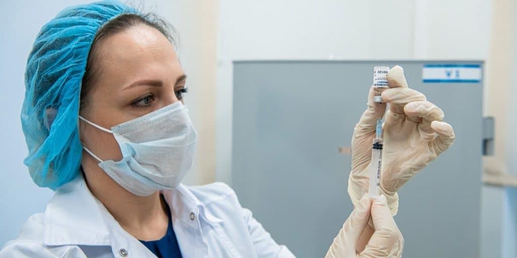 В ТЦ на Шоссе Энтузиастов можно будет привиться от коронавируса Фото: mos.ru