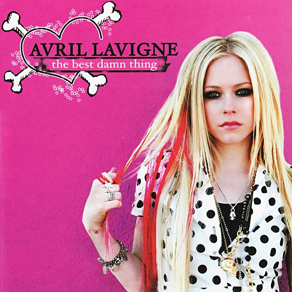 Avril Lavigne album The Best Damn Thing: Deluxe Edition