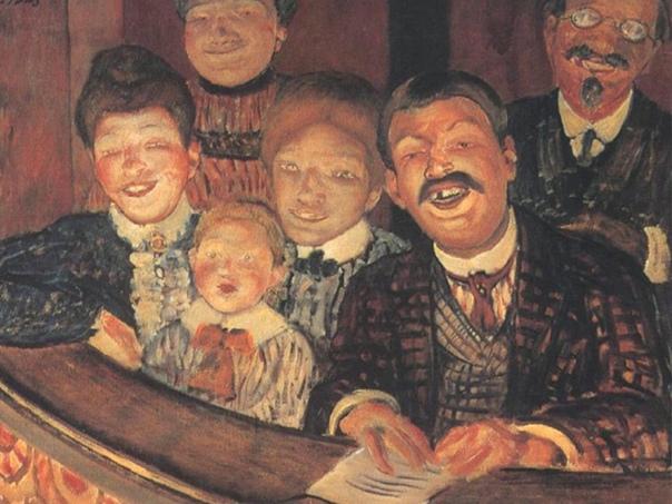 Театральный этикет в XIX веке В XIX веке в театр ходили не только для того, чтобы посмотреть спектакль. Это было такое же светское событие, как и бал: мужчины обсуждали политику и заводили