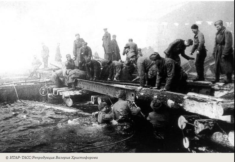 В этот день 76 лет назад, 11 февраля 1945 года, советские войска прорвали оборону немцев у Одера