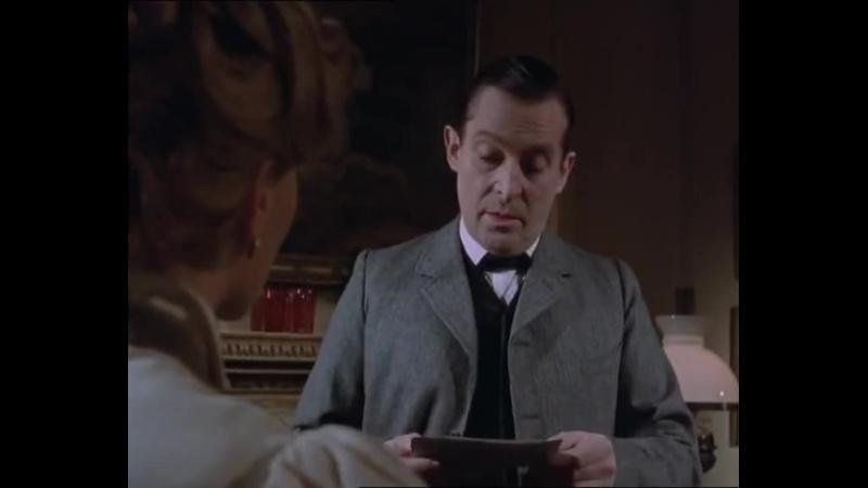 Сериал Приключения Шерлока Холмса Человек с рассеченной губой