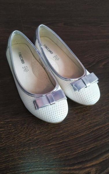 Продаются красивые туфли для девочки. Размер 33. В...
