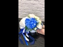 Люлька с цветами на выписку 🥰🤱🏼 Состав Гортензия Пион Роза Эустома Гипсофила Эвкалипт 3000₽