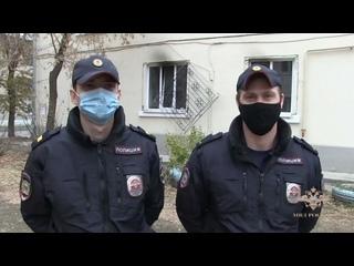 В Екатеринбурге сотрудники патрульно-постовой служ...