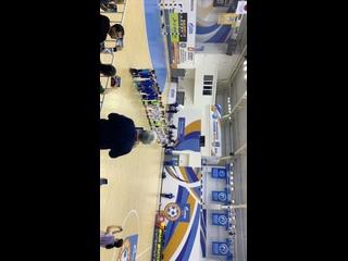 Live: МФК «Газпром - Югра 2012» г.Югорск