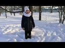 Читян Светлана, 8 лет. Как хорошо зимой в деревне Дмитрий Дёжин