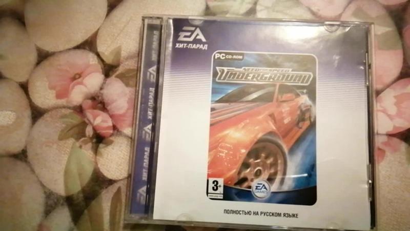 Need for Speed Underground (2 CDs)