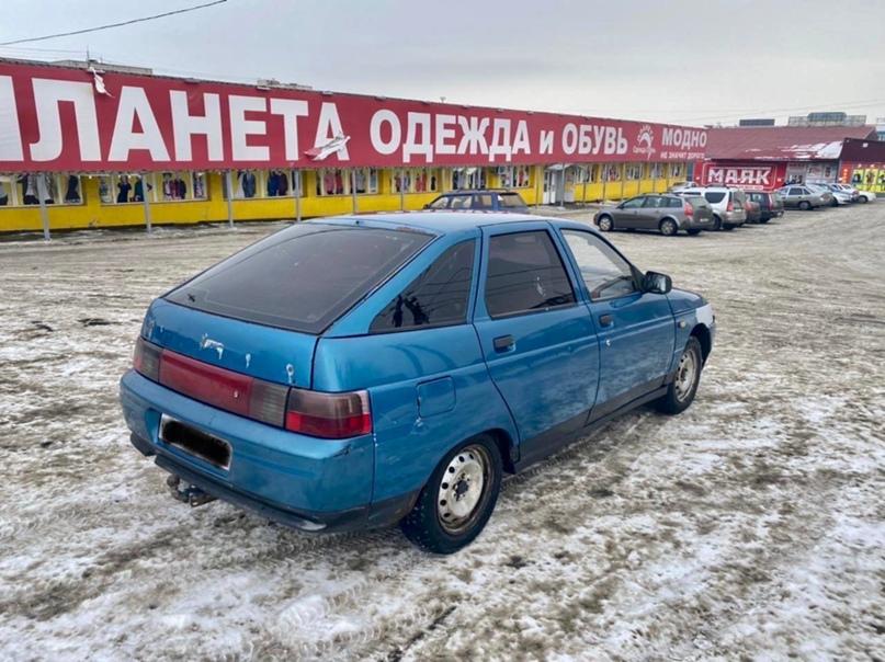 Купить ВАЗ 2112 2001 года в хорошем внешнем | Объявления Орска и Новотроицка №13639