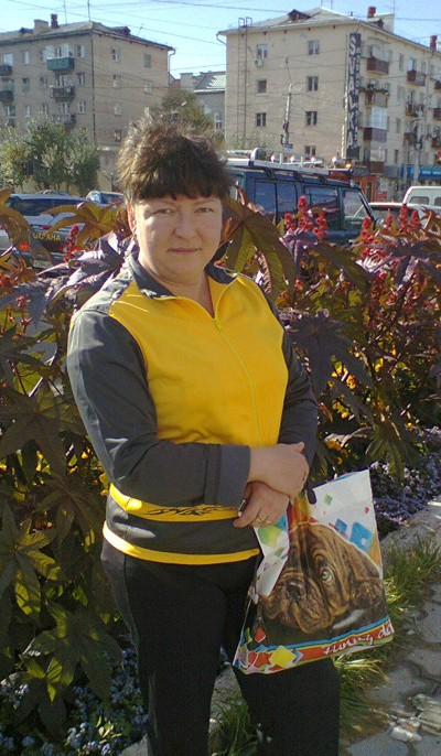 Евгения Екимова, Чита (село)