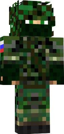 скины военных для майнкрафт #5
