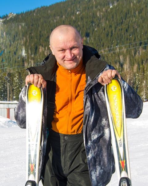 Олег Ермолов, Новокузнецк, Россия