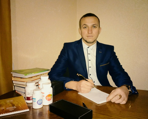 Александр Ширант, Ватутино, Украина