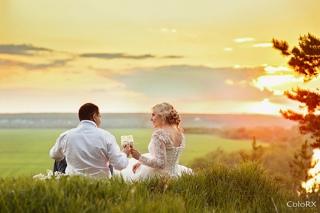 Свадебные фотографии или моя любимая работа.