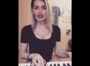 Алексей Воробьев - Самая Красивая cover by OLISHA,красивая девушка классно спела кавер,хорошо поет,поёмвсети,красивый голос