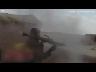 Террорист испугался и сбежал