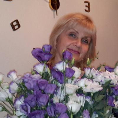 Любовь Крыжановская, Хмельницкий