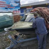 Стекло для лодок