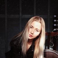 Фотография страницы Леры Дёминой ВКонтакте