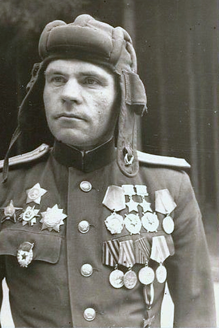 Иван Никифорович Бойко
