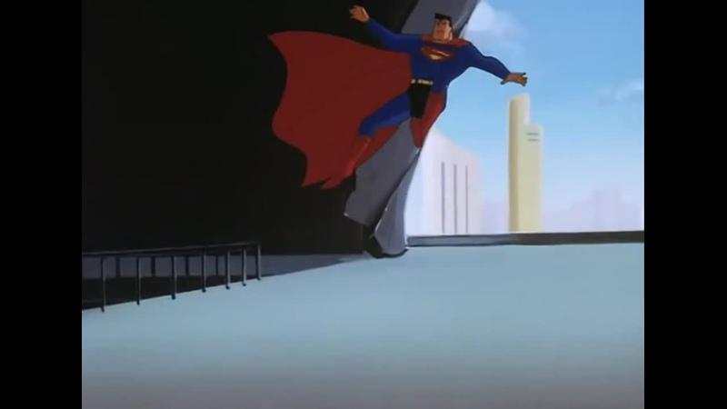 Сезон 01 Серия 07 Супермен 1996 2000 Superman The Way of All Flesh