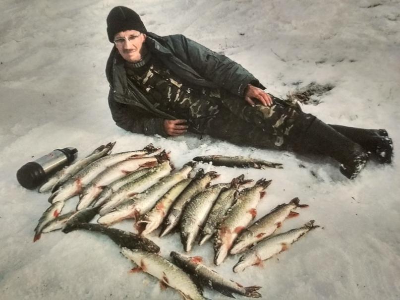 Руслан Панов: «Когда большой клев идет, не особо интересно. Мне больше нравится, когда нужно подумать – где поймать, как поймать. И зима – самое время, чтобы пошевелить мозгами».