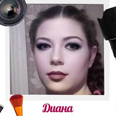 Диана Алешина