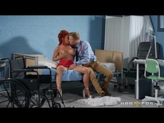 Jennifer Keelings - MILF On Wheels (MILF, Big Tits, Blowjob, Doctor, Nurse, Redh